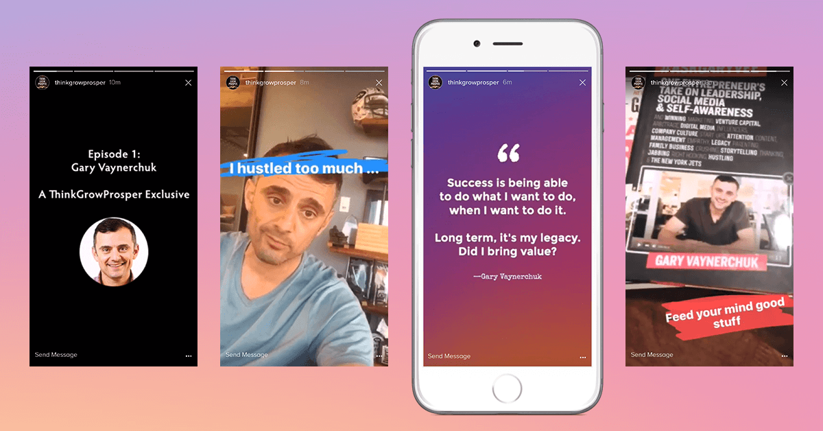 Instagram Adds Option to Link to Instagram Stories, Expands